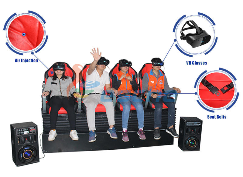 simulation park top selling OEM gear vr cinema Leesche
