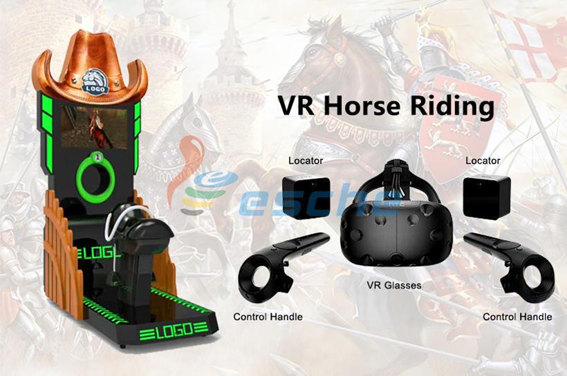 hot sale key leesche horseback riding simulator claw Leesche