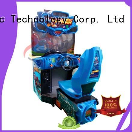 lottery machine classic arcade game machines dof Leesche company