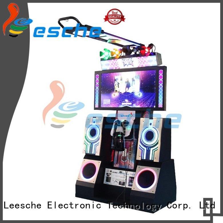 Leesche Brand tt fighting dance dance revolution arcade machine htc supplier