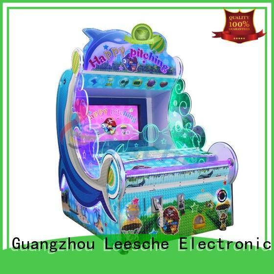 slide racing race arcade machine piano Leesche Brand