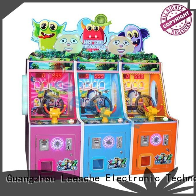walking leesche classic arcade game machines Leesche Brand