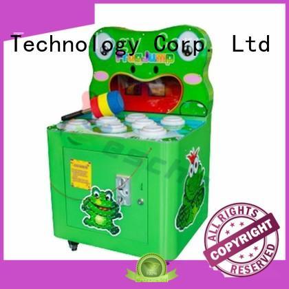 Leesche Brand driving classic arcade game machines 3d supplier