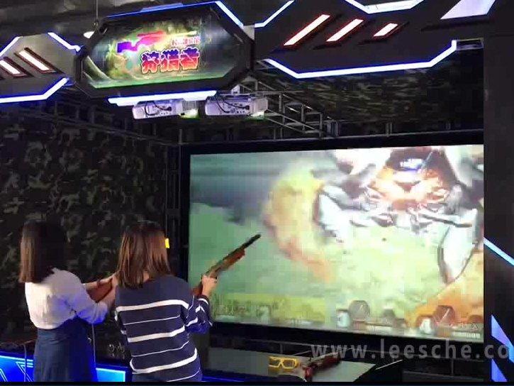3D hunting hero