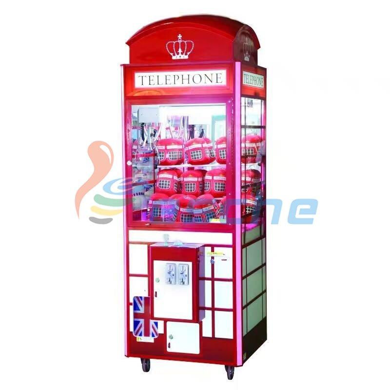 Leesche Arcade toy gift machine claw crane toy vending machine Prize Claw Machine image5
