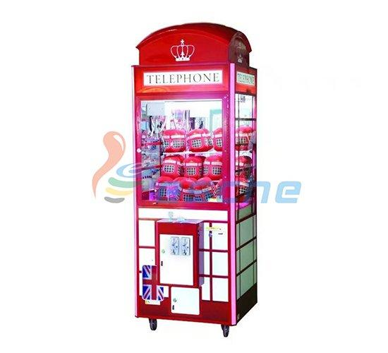 Hot screens claw arcade game professional Leesche Brand