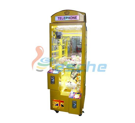 claw arcade game machine 12d the claw machine slide Leesche Brand