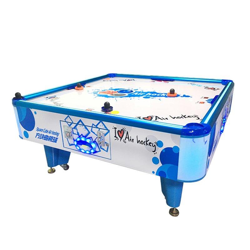 Leesche New design amusement park machine classic air hockey table Arcade Game Machine image30