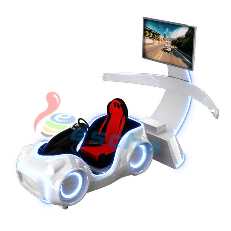 Leesche dynamic platform driving simulator 9d vr racing car