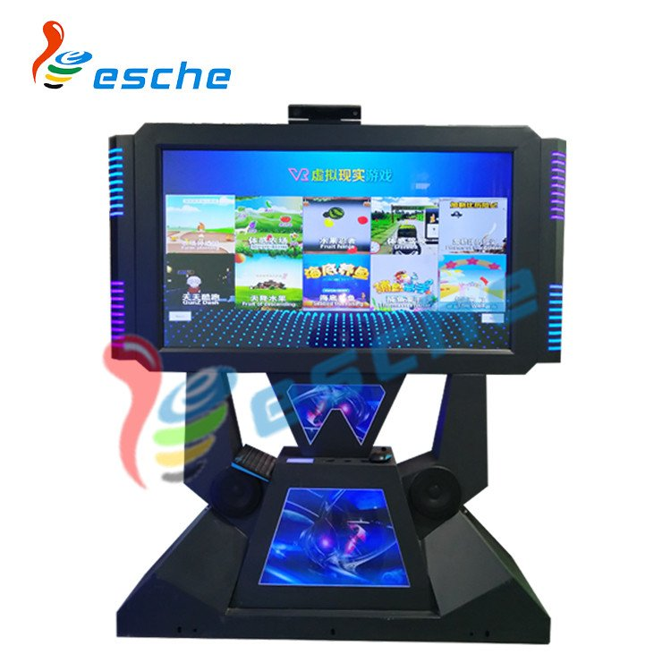 Leesche VR motion sensing game machine VR AR 3d somatosensory machine VR Dance image11