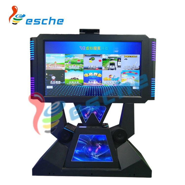 VR motion sensing game machine VR AR 3d somatosensory machine