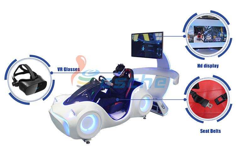 horse riding simulator for sale 3d rotating frog Leesche Brand company