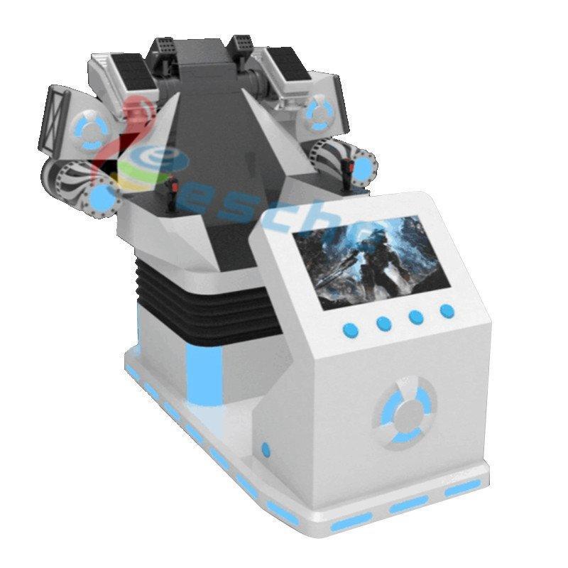 Leesche 360 degree interactive shooting simulator 9d vr