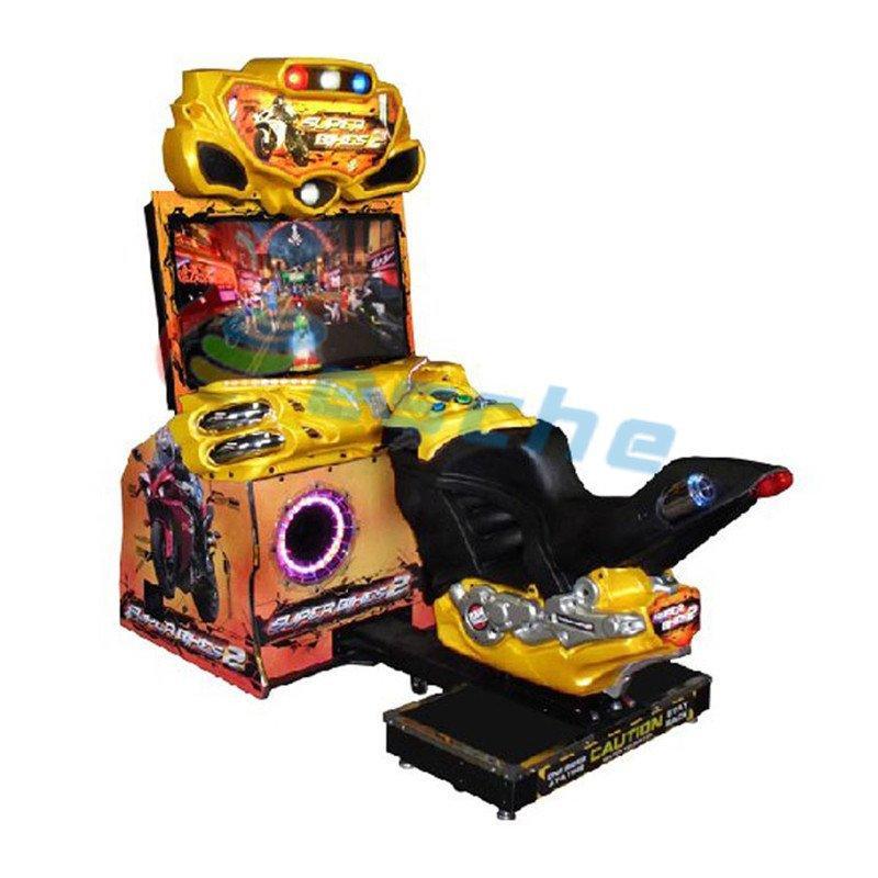 trendy lollipop arcade machine manx Leesche company