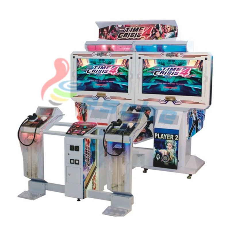 Leesche arcade machine Time Crisis 4 shooting game simulator Arcade Game Machine image21