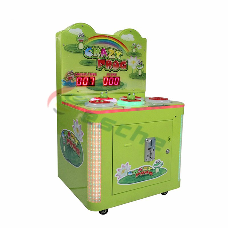 Leesche amusement game machine coin operated lottery ticket game machine Arcade Game Machine image18