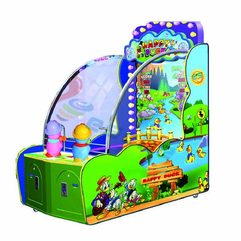 Leesche Children game Duck splash water shooting arcade game machine Arcade Game Machine image16