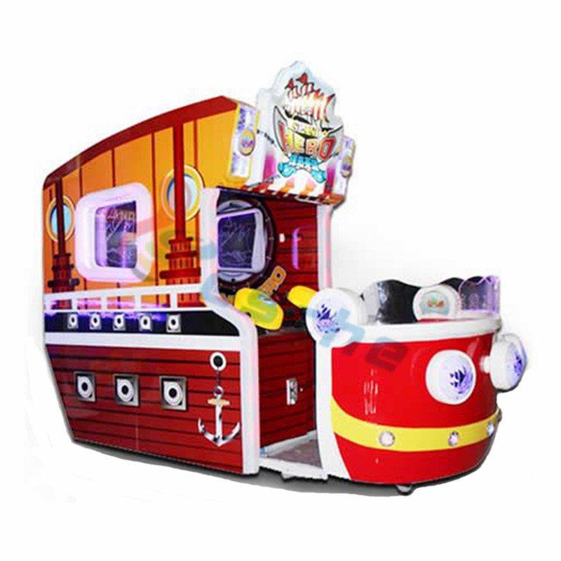 Leesche arcade game Island Hero coin operated shooting simulator game machine Arcade Game Machine image17