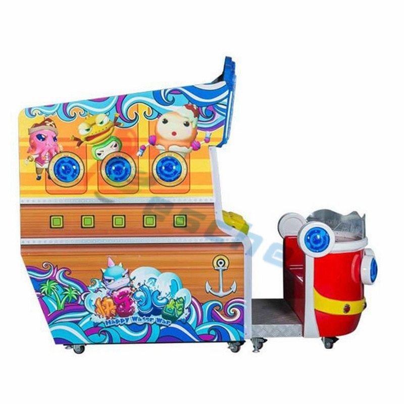 arcade game Island Hero coin operated shooting simulator game machine
