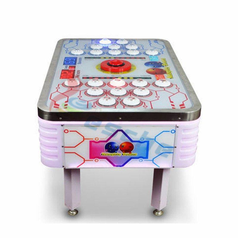 coin pusher music game naughty beans ticket redemption machine