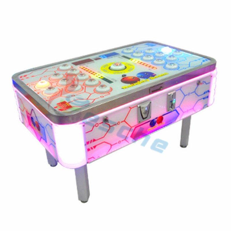 Leesche coin pusher music game naughty beans ticket redemption machine Arcade Game Machine image11