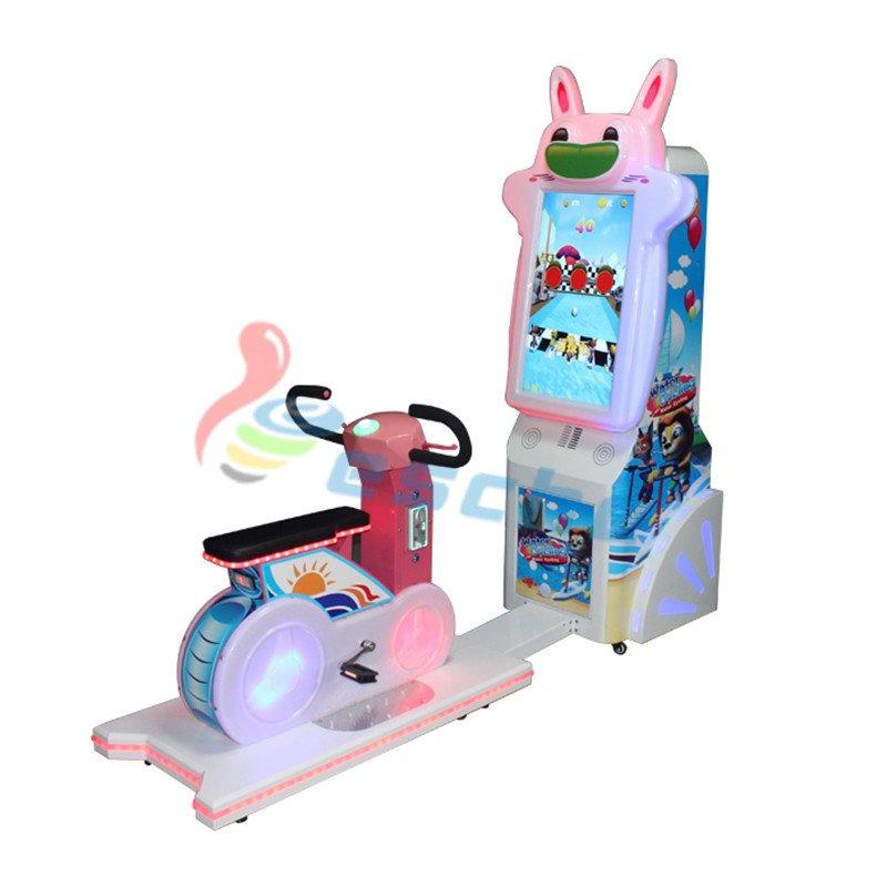 Kids rider coin operated Bike Racing game Arcade Game Machine