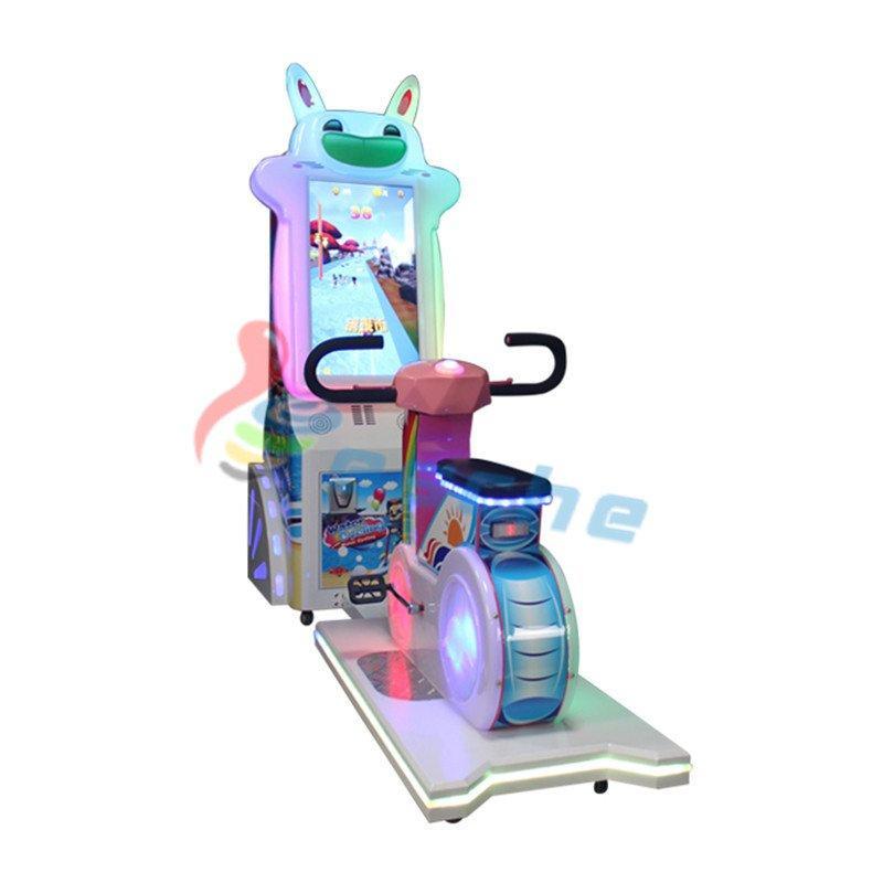 Kids rider coin operated Bike Racing game Arcade Game Machine