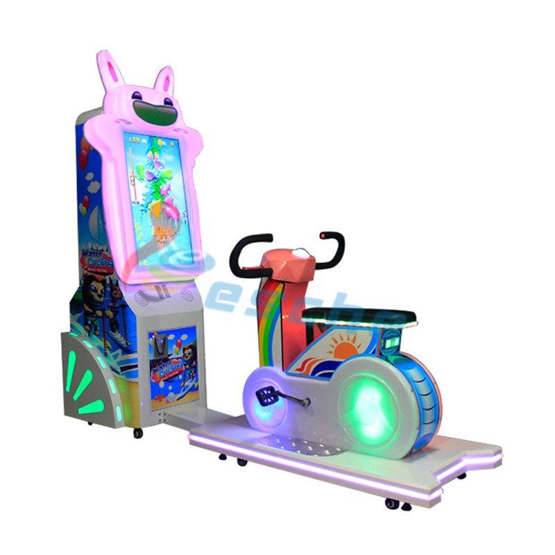 Leesche Kids rider coin operated Bike Racing game Arcade Game Machine Arcade Game Machine image13