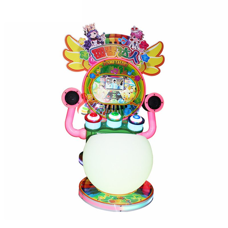 Leesche Piano talent coin operated video game music game machine Arcade Game Machine image10