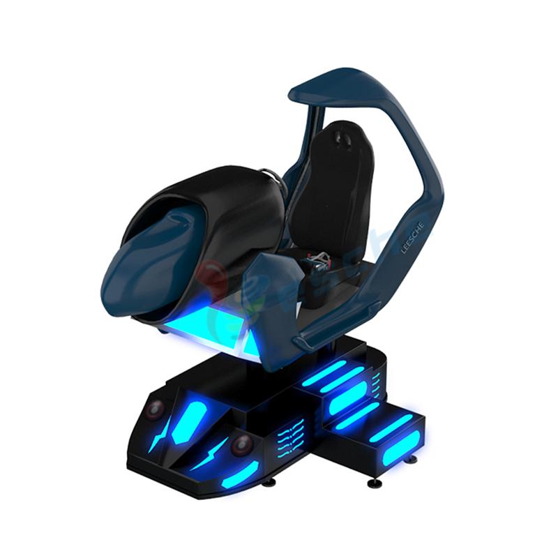 Leesche Arcade Dynamic Car Racing Virtual Reality Simulator 9d Vr Racing Car News image5
