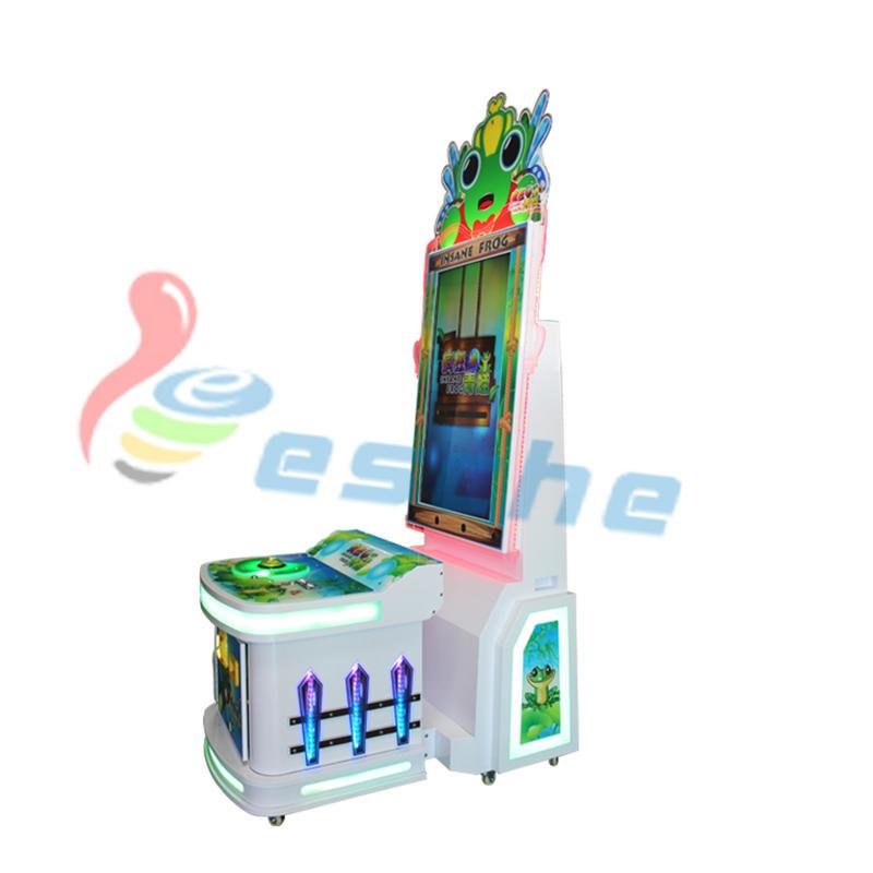 Insane Frog Arcade Game Machine Kids Redemption Machine