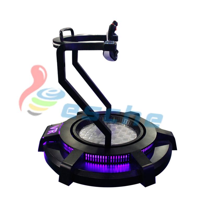 Leesche vr battle shooting game simulator interactive vibrating 9d vr Simulator VR Walker/battle image3