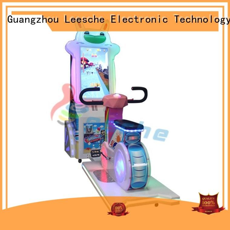 professional ticket arcade machine motor reality Leesche company