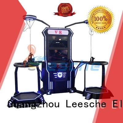 Leesche Brand simulator machine htc vive price interactive view