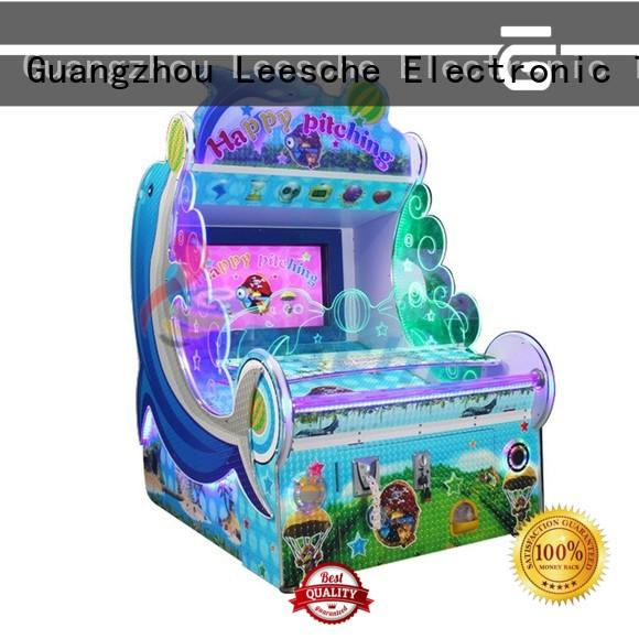 durable vintage arcade game machines beans to let the wheel rotating in the park