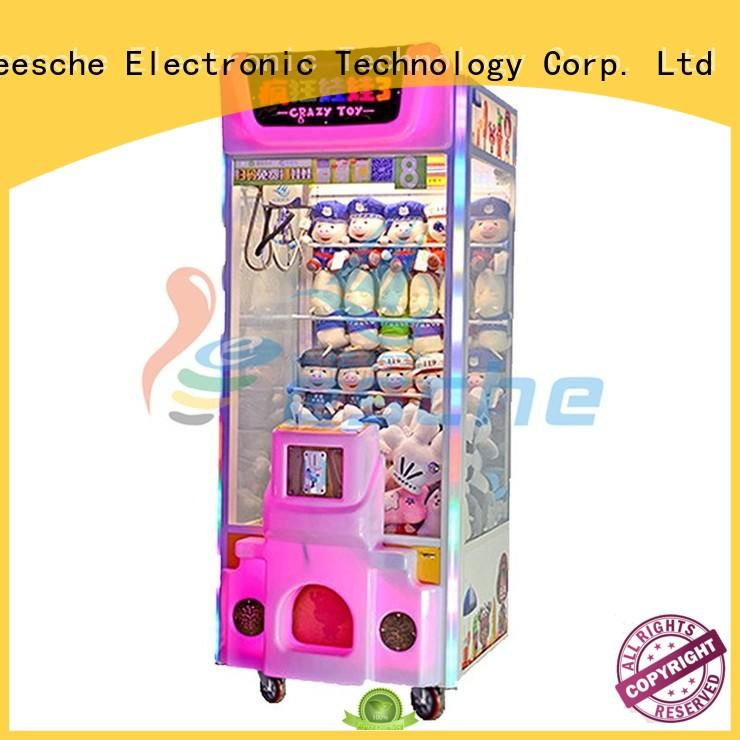 talent simulation the claw machine Leesche Brand