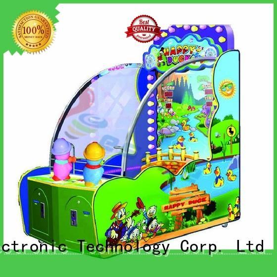 Leesche Brand games walking classic arcade game machines hummer
