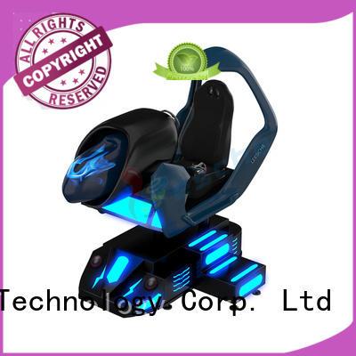 lcd racing experience somatosensory Leesche Brand horseback riding simulator supplier