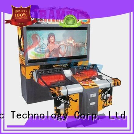 Leesche Brand earning chair rowing classic arcade game machines
