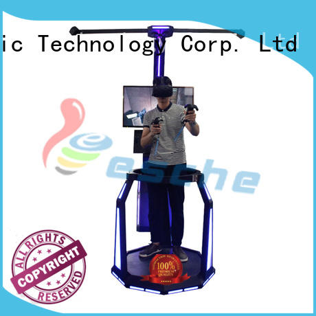 Quality Leesche Brand baby candy vr shooting games