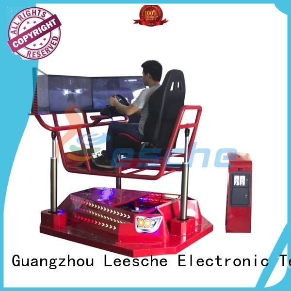 Quality Leesche Brand high quality truck horseback riding simulator