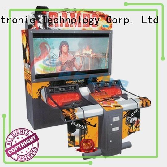 720 talent classic arcade game machines water Leesche company