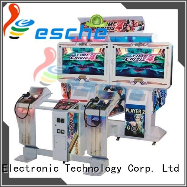 enjoyable buy arcade game machines rider to let the wheel rotating on the street