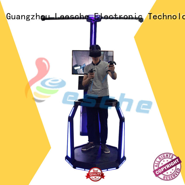 Quality Leesche Brand luxurious coin vr shooting games