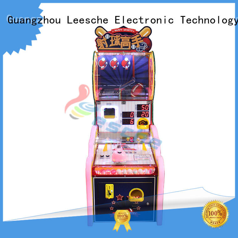 sale vending arcade machine interactive Leesche company