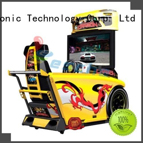 time trendy OEM arcade machine Leesche