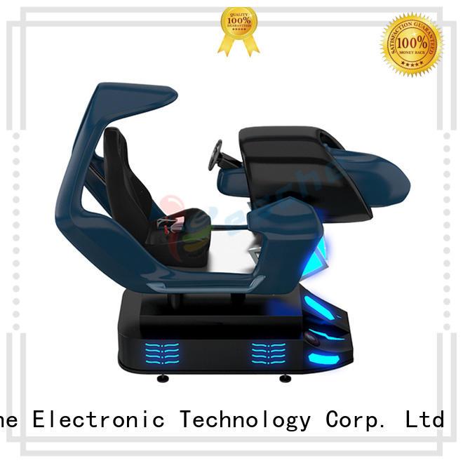 crane hummer special Leesche Brand horseback riding simulator supplier