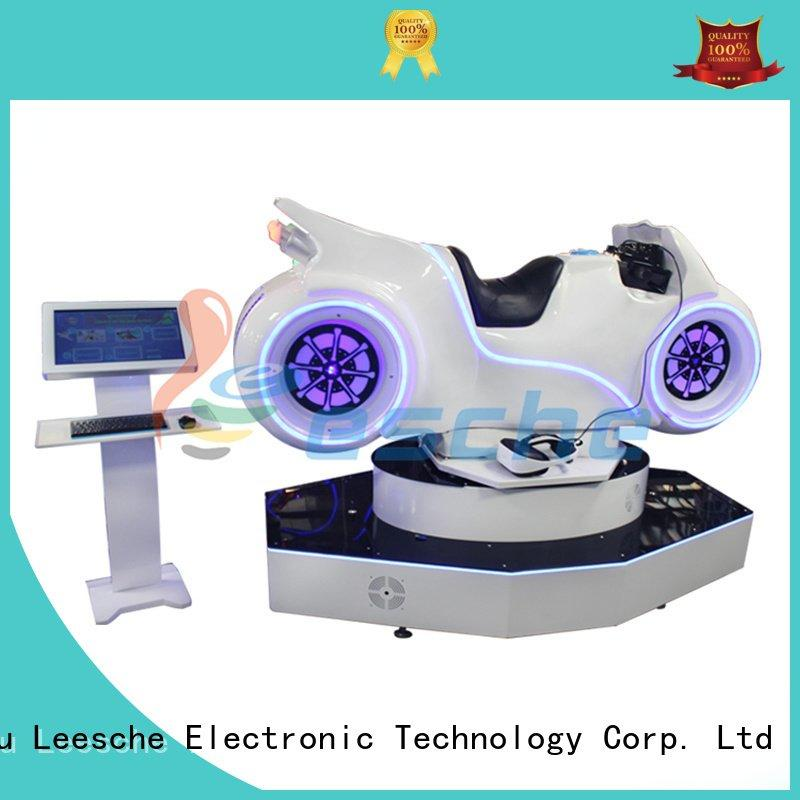 Leesche horse riding simulator for sale riding amusement vive coinoperated