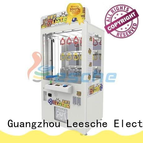 Leesche high quality the claw machine inspiring your imagination on the street