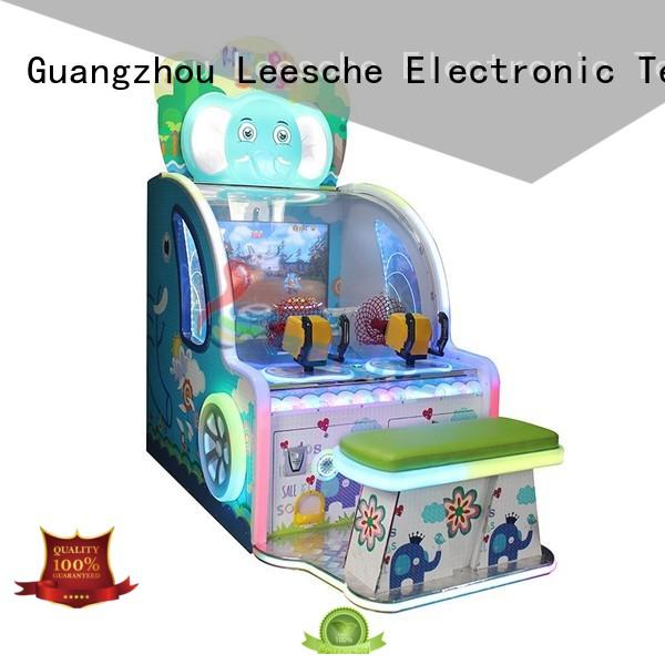 classic arcade game machines fitness egg lcd Leesche Brand arcade machine